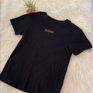Rhinestone Guess T-Shirt